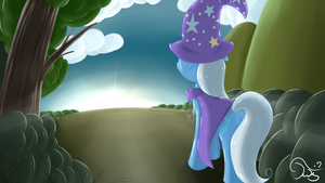 Lonely Magic by TwilightSquare