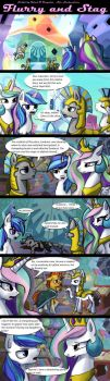 Flurry and Stag: Chapter 1 Page 7 by Rated-R-PonyStar