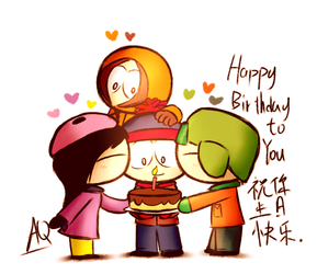 Stan birthday by aq1218