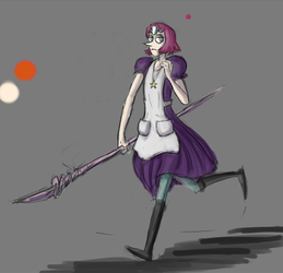 Just one more Pearls servant by KirRED5