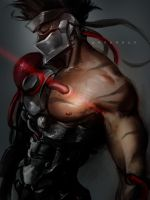 Blackwatch Genji by WANDAKUN
