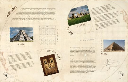 The Golden Ratio-Architecture by crocusgirl