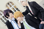Brothers Conflict cosplay // Asahina triplets by DAIxSORA