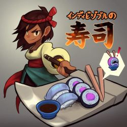 Indivisible Sushi by TheGreyNinja