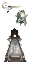 Fakemon: if there's candles, there's clocks by That-One-Leo