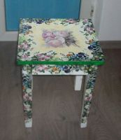 Flower Chair by marinaawin