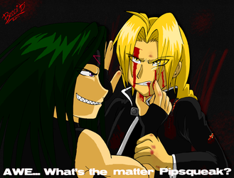 Envy and Edward by Mysterious-D