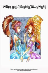 PP-TG Winter Wonders -- Print by TeamGirl-Differel