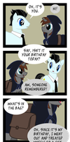Incognito Comic (2/2) (GIFT) by LazingAbout94