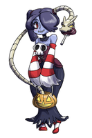 Squigly by hauntedstardust