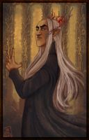 LOTR - Royalty by the-evil-legacy