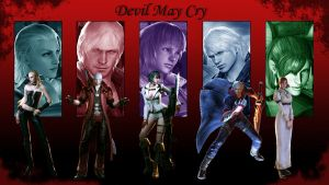 Devil May Cry by softlady