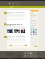 Wordpress Beta by DouglasEltz