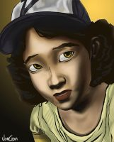 Clementine by JonGon