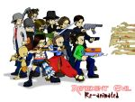 Resident Evil: Re-animated by RollingSun2000