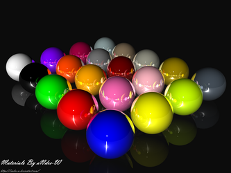 Car Paint Material Pack v1 by aNdre-W