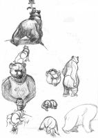some Bears by FloreindeiN
