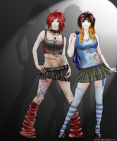 punk.rock.chicks by S0URcandy