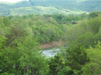 Caney Fork River by discord16