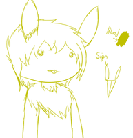 This is Beacan (beacan meaning small) by Askthekindtrolls