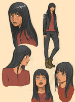Miyo Rough Concepts by Reiup