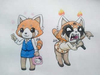 RETSUKO!!! by PilloTheStar