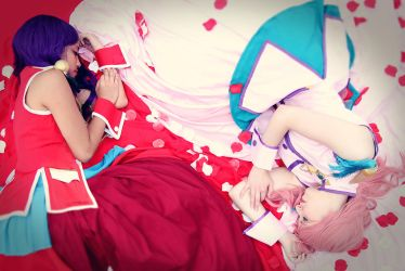 Utena: Dreaming through the Noise by echoing-artemis