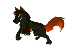 .:ART TRADE:.More like evil magic by Obsidianthewolf