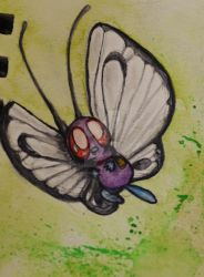 Butterfree by RoseyMayKerrNk66
