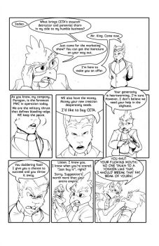 Altruistic Complex - Issue 1 - Page 13 by zillford