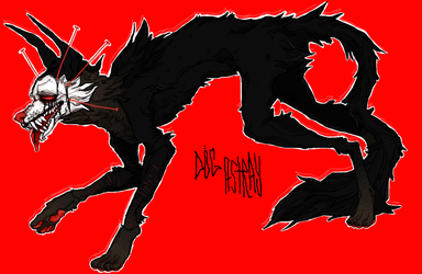 DOG_ASTRAY by phosphen