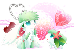 AT-POOfy Sky and Land Shaymin