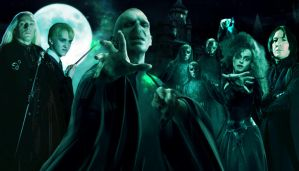 The Death-Eaters HBP by sweetsurrender18