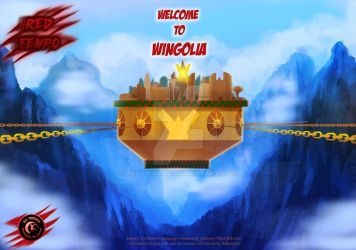 The City of Wingolia coming soon to Red Tempo by AllKnightz