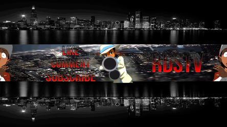RDSTv Channel art! by freshables