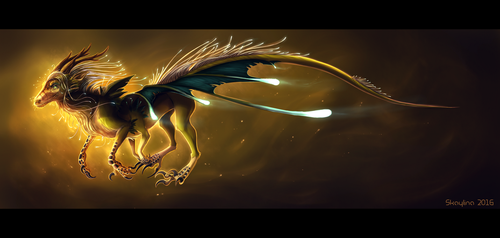 Bringer of the Nature by Skaynoodle
