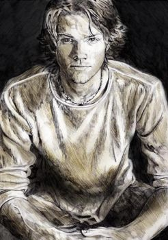 Jared Padalecki by Fandias