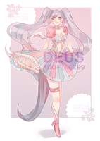 [CLOSE] $1 ADOPT AUCTION | 52 by DEUSadoptables