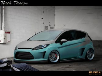Ford Fiesta by NachDesign
