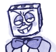King Dice! by zzombielunchh