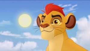 Kion and the Sun by Emiliobambi