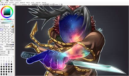 DMV: Saaiqa updates WIP by Ark-illustrates