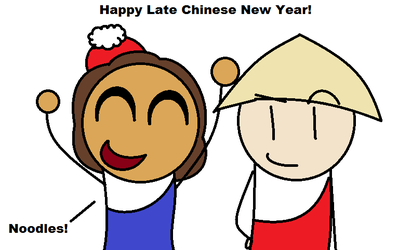 Happy Late Chinese New Year! (English) by xCatherinx