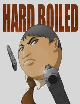 Hard Boiled by wakdraws