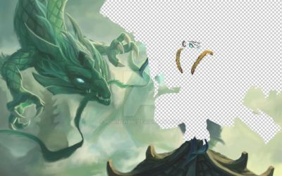 LOL: Wukong Colored Inprogress 7 by HopingHani