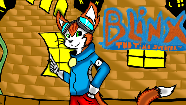 Blinx The Time Sweeper by BlinxDaTimeSweeper