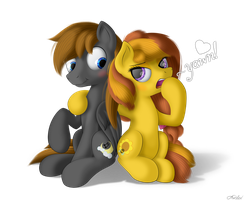 Honey and Heart by Awalex