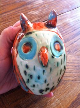 Owl rattle by trickypink