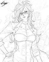 Android 21 by Hibren
