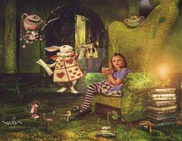 Wonderful Wonderland by MichellewBradford